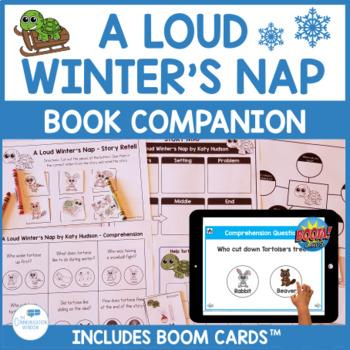 A Loud Winter's Nap Book Companion - Language and Speech
