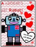 A Love Bot! {A Robot Valentine's Day Craft}