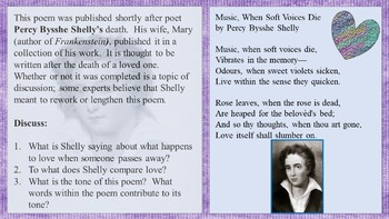 A Love Poem a Day For One Month: Perfect for Valentine's Day!