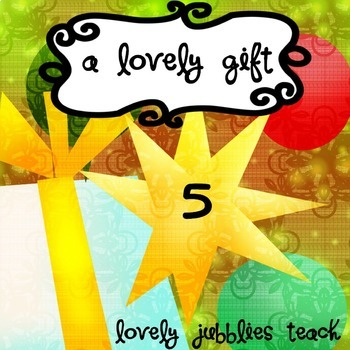 A Lovely Gift: Day Five