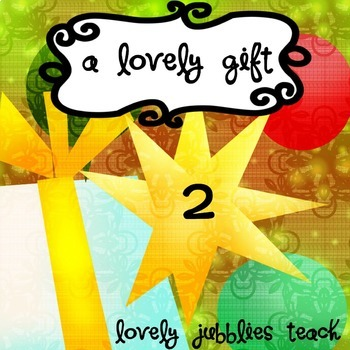 A Lovely Gift: Day Two