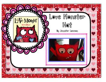 A Lovely Love Monster Hat