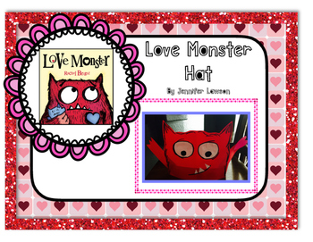 A Lovely Love Monster Hat