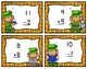 A Lucky School Day Touch Math Task Cards