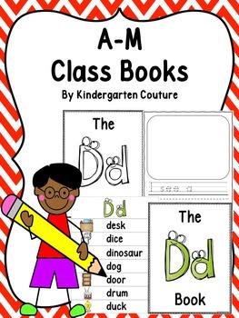 A-M Class Books
