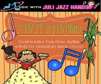 A-MAZE-ing Rhythms: An Interactive Music Game