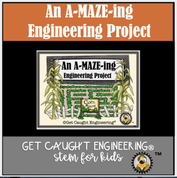 """""""STEM - It's A-MAZE-ing!""""  Engineering a Marble Maze"""