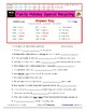 """A Magic School Bus ** """"Family Holiday Special"""" Worksheet,"""