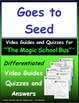 26 Magic School Bus ** Life Science Episodes - Answer Shee