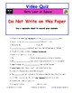 Differentiated Worksheet, Quiz, Ans for Magic School Bus - Gets Lost In Space *