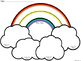 A+ Main Idea with Supporting Details: Rainbow Graphic Organizer