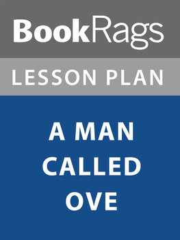 A Man Called Ove Lesson Plans