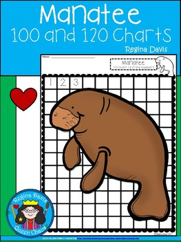A+ Manatee: Numbers 100 and 120 Chart