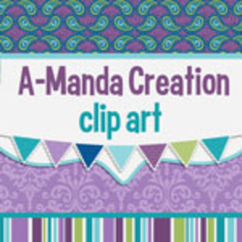 A-Manda Creation Credit Graphic