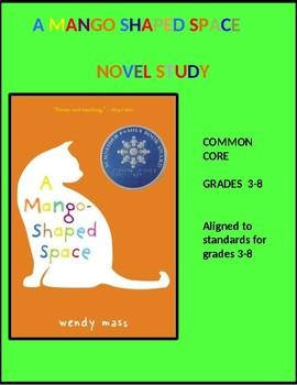 A Mango Shaped Space- Book Study