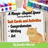 A Mango-Shaped Space Comprehension and Writing Task Cards