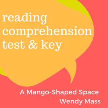 A Mango-Shaped Space Test