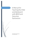 Teacher's Guide and Intervention Template for students with ADHD