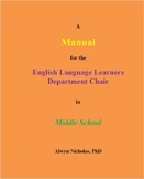 A Manual for the English Language Learners Department Chai