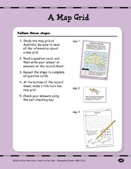 A Map Grid