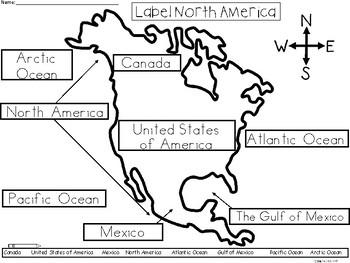 A+ Maps:  That's Where I Live!  U.S.A. Version