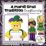 A Mardi Gras Tradition Craft