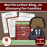 A Martin Luther King Jr. Glossary