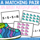 Arrays- Match Up Activity