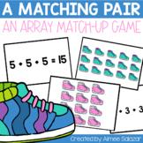 Arrays- Match Up Game