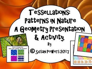 A Math Inquiry Presentation: Tessellations All Around Us