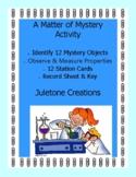 A Matter of Mystery