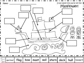 A+ Mayflower Labels