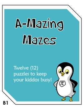 A-Mazing Mazes (1)