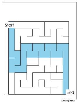 A-Mazing Mazes  (2)