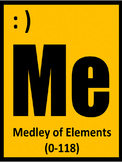 A Medley of Elements - periodic table song