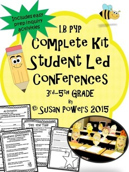 A Mega Bundle of Bright IB PYP Classroom Tools