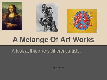 A Melange Of Art Works