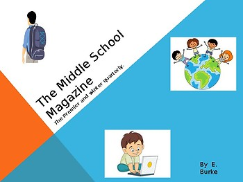 A Middle School Magazine