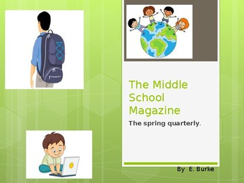 A Middle School Magazine-Spring