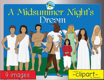 A Midsummer Night's Dream Clip Art