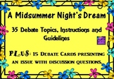 A Midsummer Night's Dream Debates and Discussions