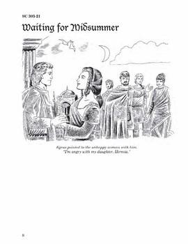 A Midsummer Night's Dream eBook 10 Chapter Reader