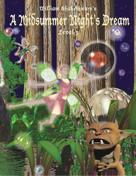 A Midsummer Night's Dream, Easy Reading Shakespeare 10 Cha