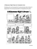 A Midsummer Night's Dream Interactive Comics