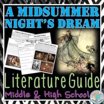 A Midsummer Night's Dream Literature Guide