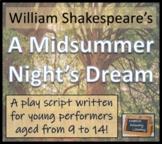 A Midsummer Night's Dream - Play Script