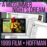A Midsummer Nights Dream Movie vs Play comparison Analysis