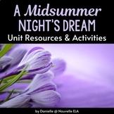 A Midsummer Night's Dream Resource Bundle