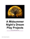 A Midsummer Night's Dream 18 Play Projects