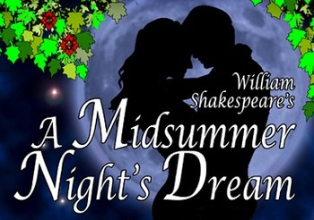 A Midsummer Night's Dream 7 Week Unit - 20 Lessons, PPT, R